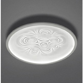 Artemide Nebula Dimmable Wall / Ceiling Lamp