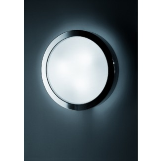 Nemo Italianaluce Aquarius Major Cromo Wall Lamp