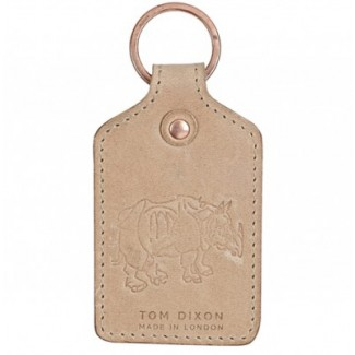 CLEARANCE - Tom Dixon Hide Key Tag