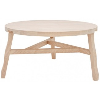 Tom Dixon Offcut Coffee Table 800mm Natural