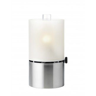 Stelton EM Oil Lamp Frosted Glass Shade