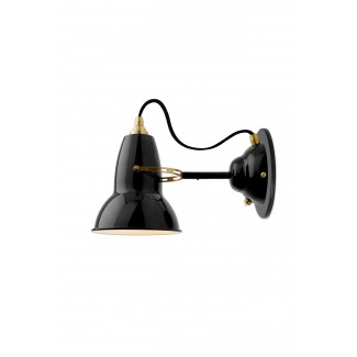 Anglepoise Original 1227 Brass Wall Lamp