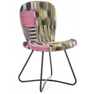 Artifort Patch One / Two Missoni Sledge Chair