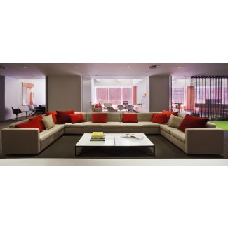 Knoll Charles Pfister - Sofa System End Module