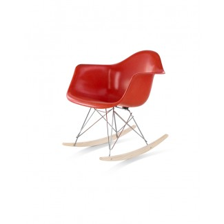 Herman Miller Eames® Molded Fiberglass Armchair Rocker Base