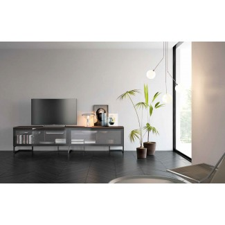 Pianca Spazio composition TV cabinet