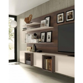 Pianca Spazio Wall Unit Cabinets