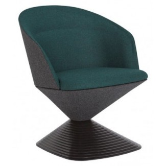 Tom Dixon Pivot Chair Low Back