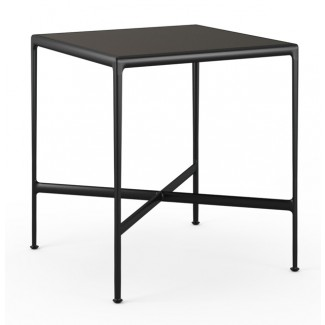 "Richard Schultz 1966 Collection Bar Height Table - 38"" x 38"""