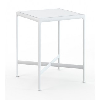 "Richard Schultz 1966 Collection Counter Height Table - 28"" x 28"""
