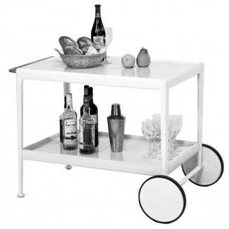 Richard Schultz 1966 Collection 55 Serving Cart