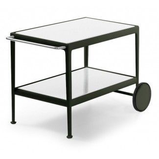 Richard Schultz 1966 Collection Serving Cart