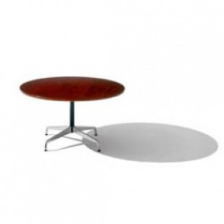 Herman Miller Eames® Table - Round Top and Segmented Base