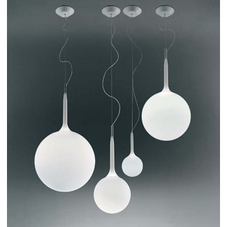 Artemide Castore Suspension Lamp - 14 or 25 or 35 or 42