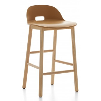 Emeco Alfi Counter Stool