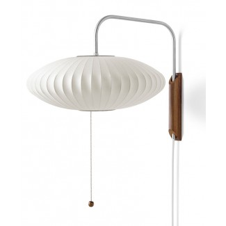 Herman Miller Nelson™ Saucer Wall Sconce