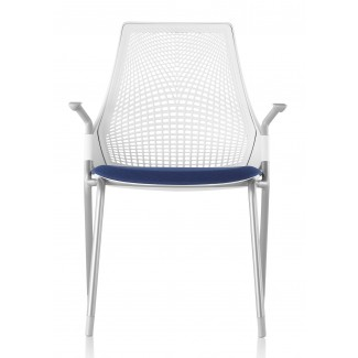 Herman Miller Sayl® Side Chair with Stacking Base