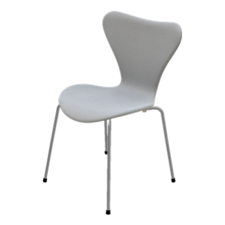 Fritz Hansen Series 7 Chair (Fully Upholstered)