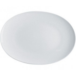 Alessi Mami Oval Serving Plate SG53 22 38
