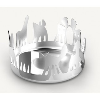 Steelforme Herd Wine Coaster