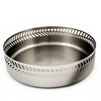 Steelforme Stripe	Serving Tray