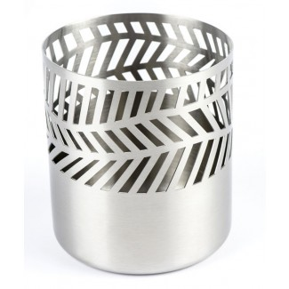 Steelforme Stripe	Wine Coaster