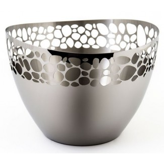 Steelforme Smooth Stones Ice Bucket