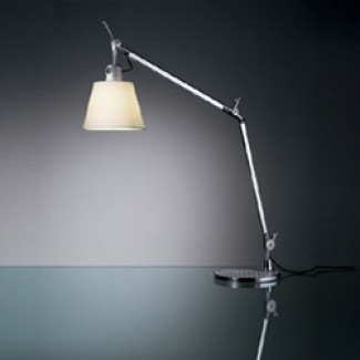 Artemide Tolomeo with Shade Table/Task Lamp