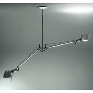 Artemide Tolomeo Double Suspension Lamp