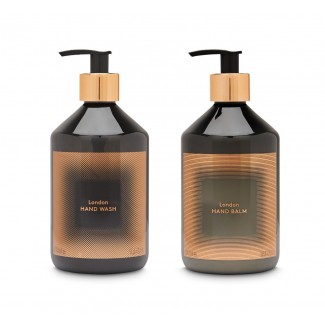Tom Dixon Eclectic London Hand Wash & Balm Duo Giftset