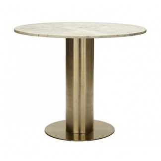 Tom Dixon Tube Base with Screw Table Top