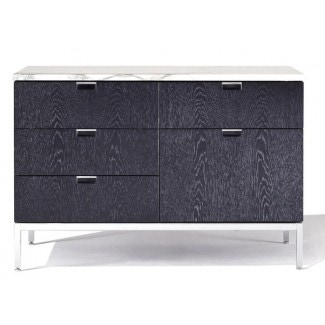 Knoll Florence - Credenza - Two Position (Four Box Drawers)