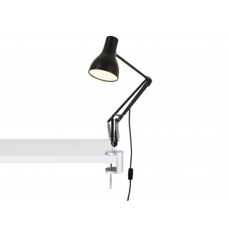 Anglepoise Type 75 Desk Lamp with Clamp Base