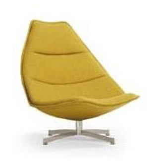 Artifort F 586 Cross-base Lounge Chair