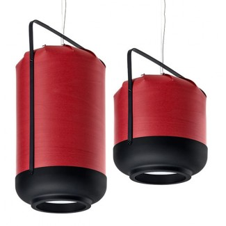 LZF Chou Medium Suspension Lamp