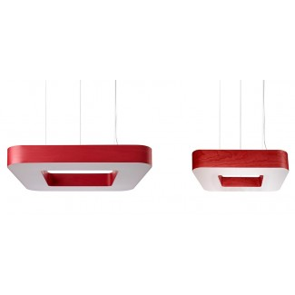LZF Cuad Suspension Lamp