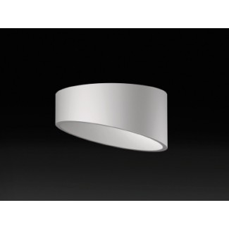 Vibia Domo Asymmetric Surface Ceiling Lamp