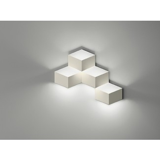 Vibia Fold 4205 Quadruple Wall Lamp