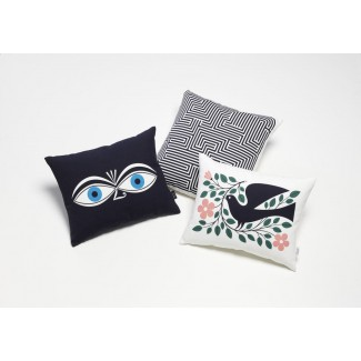 Vitra Graphic Print Pillow