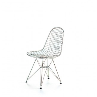 Vitra Miniatures DKR Wire Chair