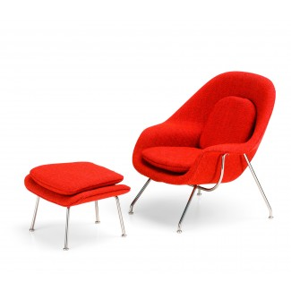 Vitra Miniatures Womb Chair & Ottoman