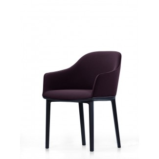 Vitra SoftShell Chair (Four-Legged Base)
