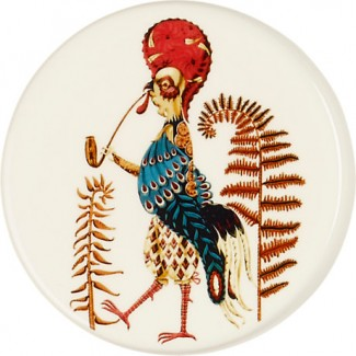 Iittala Tanssi Wall Deco Rooster