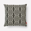 Maharam Optik Pillow, White/Black