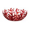 Alessi Mediterraneo Red 29 cm, Fruit holder