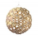 David Trubridge Manuka Pendant Light