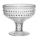 Iittala Kastehelmi Dewdrop Footed Bowl