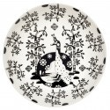 Iittala Taika Coupe Bowl 9 Inch Black 10-Aear Anniversary