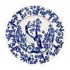 Iittala Taika Salad Plate Blue Special Edition