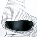 Knoll Harry Bertoia Asymmetric Seat Cushion Replacement